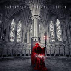 Pope by Corvinerium.deviantart.com on @DeviantArt