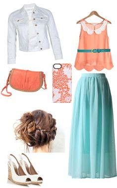 """getting ready for church"" by emilymusic94 on Polyvore"