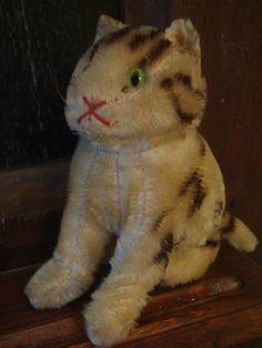 vintage steiff cat