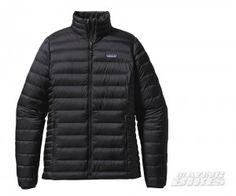 Patagonia Women's Down Sweater Jacket Black