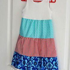 Tutorial for a girl's dress