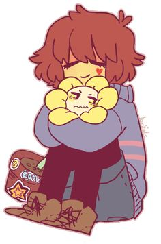 """bury me in these two other stuffs if someone comments like """"haha now frisk snaps his neck"""" ill delETe YoU I MEAN IT bffl's Flowey Undertale, Undertale Game, Undertale Fanart, Undertale Comic, Rpg Horror Games, Toby Fox, Undertale Drawings, Animes Wallpapers, Drawing Reference"""