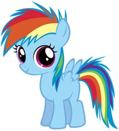 My Little Pony: Friendship is Magic: All About: Rainbow Dash