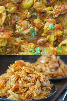 Vegetable Recipes, Vegetarian Recipes, Healthy Recipes, Keto Recipes, Crockpot Recipes, Cooking Recipes, Cooking Time, Dinner Crockpot, Easy Skillet Meals