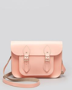 """The Cambridge Satchel Company Satchel - 11"""" Perfect spring bag! Pale pink works with everything!"""