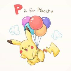 Hi guys! I found this cute pokemon alphabet on facebook page: Filosochar. Check it out!!! It's so cu