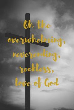 Reckless Love - Cory Asbury, Bethel | Sarah Ellis