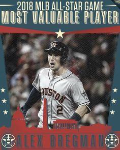 George Springer, Minute Maid Park, Sport Icon, Baseball Stuff, Baseball Cards, Texans, Houston Astros, Mlb, Rockets