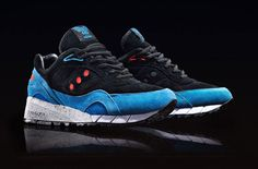 "Saucony Shadow 6000 ""Only in Soho"" x Footpatrol"