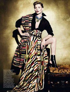 Vogue Paris: L'Etoile DeLima - Journal - I Want To Be An Alt
