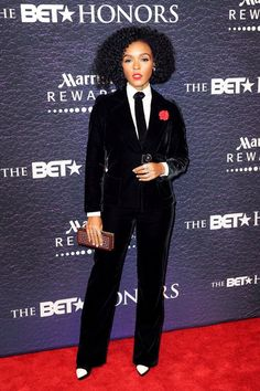 On the Scene: The 2016 9th Annual BET Honors featuring Monica Brown in Dennis Basso, Toni Braxton in Charbel Zoe Couture, Janelle Monae in Armani, and more!