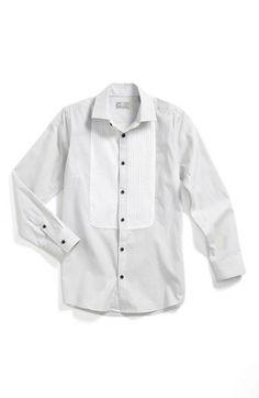 209b3b974 C2 by Calibrate Tuxedo Shirt (Big Boys) available at #Nordstrom Big Boys,
