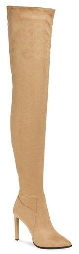 Women's Jeffrey Campbell 'Sherise' Over The Knee Boot