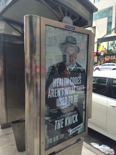 #TheKnick - NYC - July 14