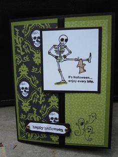 Trick or Tweet  by pcgaynor - Cards and Paper Crafts at Splitcoaststampers