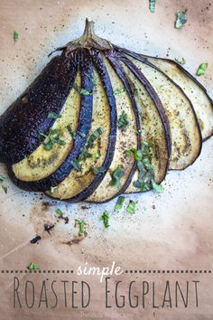 Roasted Eggplant — The Local Vegan™ | Official Website