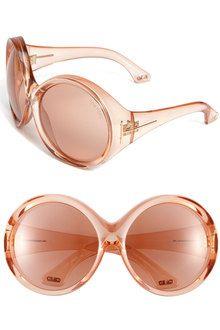 Tom Ford Ali Sunglasses - Lyst