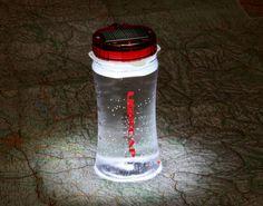 LightCap 300 Solar-Powered Lantern/Bottle