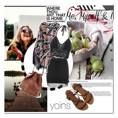 """""""Yoins"""" by nastya-d ❤ liked on Polyvore featuring Joie A La Plage"""