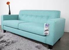 NEW 3 SEATER SOFA - BUTTON BACK STYLE *NZ MADE*
