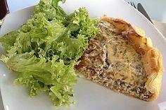 Hackfleisch - Joghurt - Kuchen (Rezept mit Bild) von quisselchen | Chefkoch.de