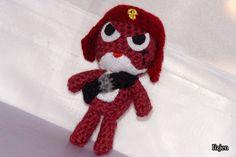 Crochet amigurumi Giroro