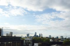 Not a bad view from our new Dales Fabrications London office....