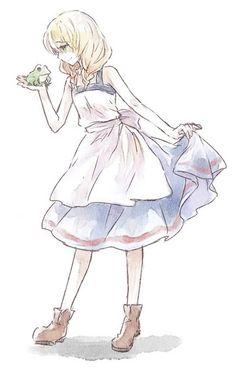 /Viola (Majo no Ie)/#1379441 - Zerochan | The Witch's House / 「魔女の家」/「繭夢咩琪」のイラスト [pixiv]