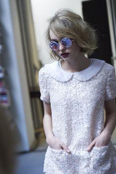 MAKING OF DE LA CAMPAGNE EYEWEAR AVEC LILY-ROSE DEPP – Chanel News - Actualités et coulisses de la mode