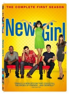 New Girl, Season 1  i rented this one, i think is a pretty good show, funny hehe