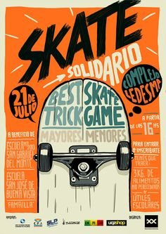 DOC Skatepark Posters on Behance