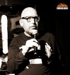 Migue Diaz , en Endiablados Stand Up Show