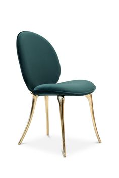 Located at Hall 8 – Stand Boca do Lobo will show at Maison et Objet all these luxury furniture pieces with an exclusive design. Elegant Dining, Modern Dining Chairs, Living Room Chairs, Living Room Furniture, Nursery Chairs, Dining Area Design, Table Design, Chair Design, Art Furniture