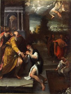 Pietro Faccini (Bologna, c. 1575/76 – 1602) ,The Return of the Prodigal Son , from Iryna