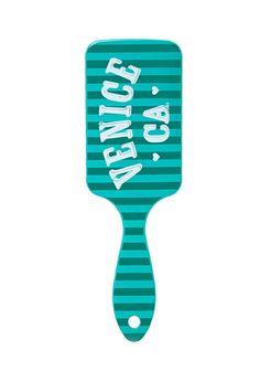 Striped Venice Paddle Brush | FOREVER21 | #f21accessorize