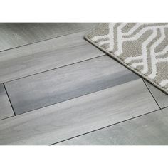 Cerpa Forest Arena 6x34 Porcelain Tile Austin Homes, Kids Bath, Flooring Options, Master Plan, Herringbone Pattern, Bath Design, Porcelain Tile, Floor Rugs, Master Bathroom