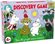 "Tactic ""Moomin"" Discovery Game"