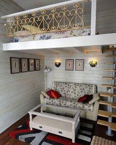 #inspiração Pinterest: http://ift.tt/1Yn40ab http://ift.tt/1oztIs0 |Imagem não autoral| (Cool Bedrooms With Stairs)