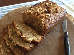 Honey Walnut Banana Bread Honey Bread, Banana Bread, Goodies, Desserts, Blog, Recipes, Sweet Like Candy, Tailgate Desserts, Gummi Candy