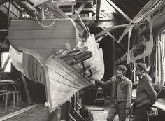 Boat Companies, Lobster Boat, Motor Boats, Wooden Boats, Boat Building, The Hamptons, Kayaking, Sailing, Julie Ann