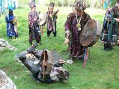''Kamlanie'' (Shamanic Ritual) in Tuva, South Siberia