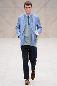 Burberry Prorsum MEN | Londres | Verão 2014 RTW