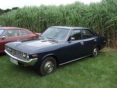 Toyota Corona Mark II Sedan by Opron, via Flickr