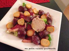 ma petite cuisine gourmande: Salade périgourdine