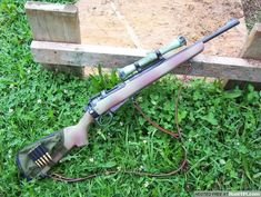 Scout Rifle, Lee Enfield, Ar Platform, Hunting Guns, Weapons Guns, Tactical Gear, Firearms, Outdoor Power Equipment, Pew Pew