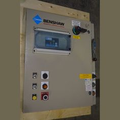 Savona Equipment sells Benshaw 30 HP Soft Starter for all your motor requirements. Used Equipment, Electric Motor, Electrical Equipment, Consoles, Console, Console Table