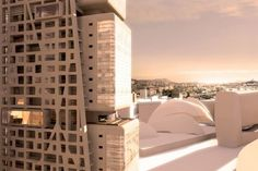 H99 by Jean-Baptiste Pietri - http://architectism.com/h99-by-jean-baptiste-pietri/ -