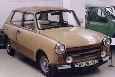 Trabant 601 Hatchback Prototype