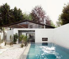 weekend house by office kersten geers david van severen - designboom | architecture & design magazine