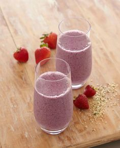 8 Satisfying Smoothie Recipes to Mix Up This Winter